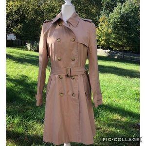 Lauren Ralph Lauren classic tan trench coat S